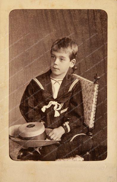 ALEXANDRE III, empereur de Russie (1845-1894)...