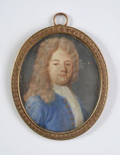 Jean Antoine MUSSARD (Genève 1707 - )  Portrait...