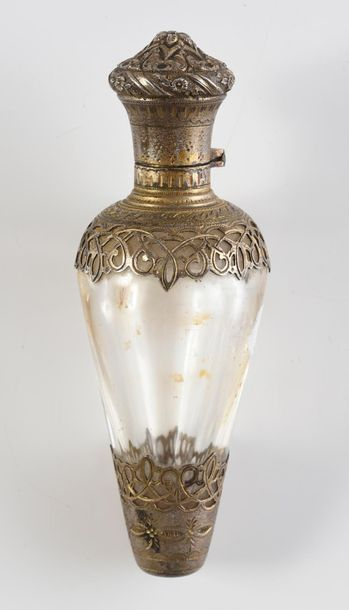 Flacon à parfum en forme d'amphore, belle...