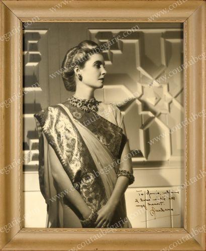 HUTTON Barbara (1912-1979).
