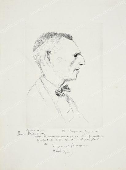 DUNOYER de SEGONZAC André (1884-1974).