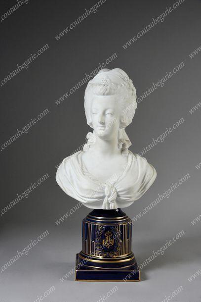 MARIE-ANTOINETTE, reine de France (1755-1793)....