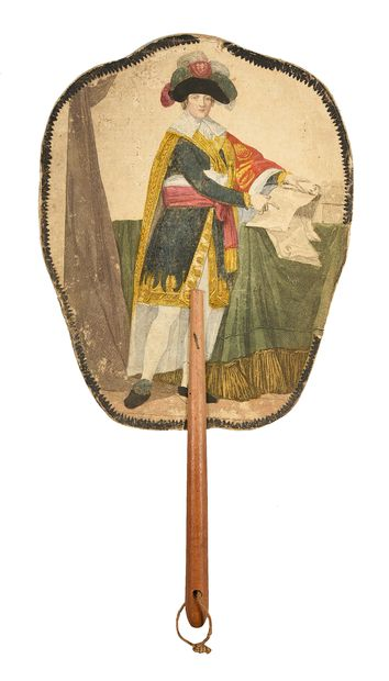 Un membre du Directoire, vers 1799-1800...