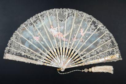 Ed. Creusy, Annonce d'un mariage, vers 1890-1900...