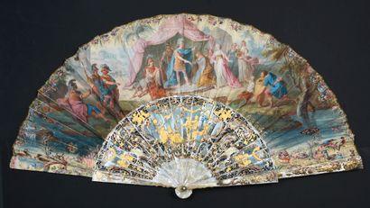 La vertu de Scipion l'Africain, vers 1750-1760...