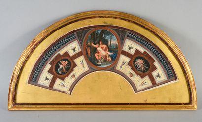 Les centaures, Italie, vers 1770-1780 Feuille...