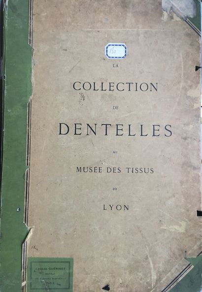 MUSEE DES TISSUS DE LYON, Lefébure (E), La...