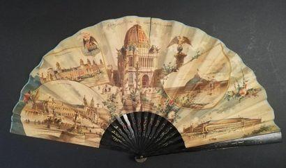 Exposition Universelle Chicago 1893 - Un...