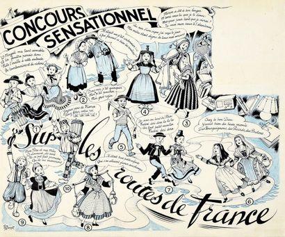 BONNET, René (1905-1998)