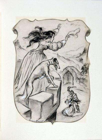 BOURET, Germaine (1907-1953)
