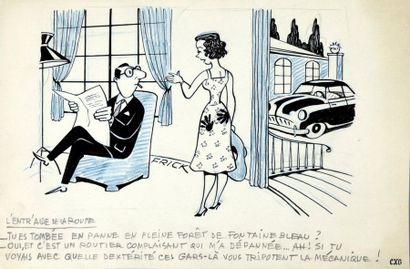 FRICK, Louis (1898-1984)