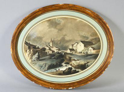 BELLANGER Louis (1736-1816).
