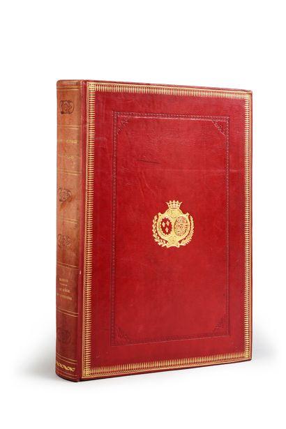 ROSSINI Gioachino. Le siège de Corinthe, opéra en trois actes, composé et arrangé...