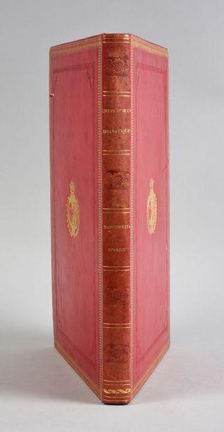 MEYERBEER Giacomo. Marguerite d'Anjou, opera semiseria in due atti composto e ridotto...