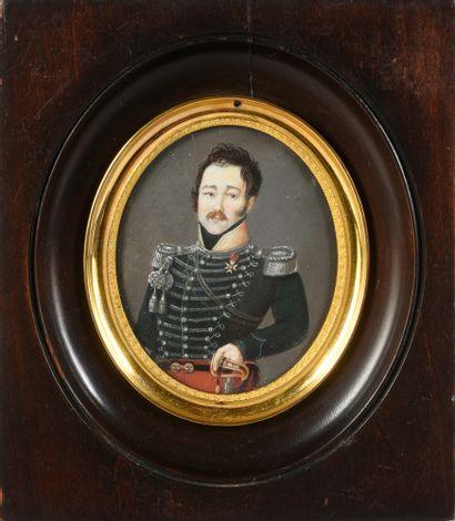 POTERLET Jules (1802-1839).