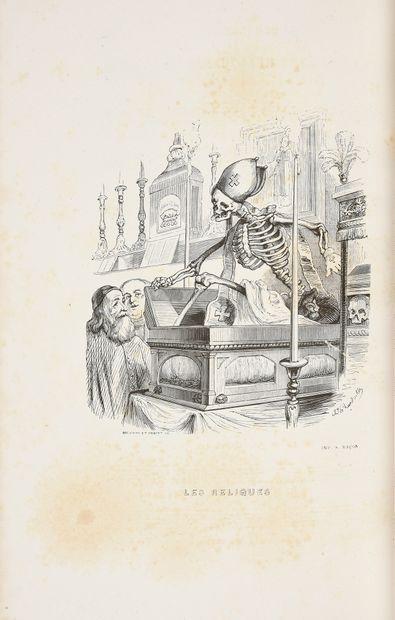 BÉRANGER Pierre-Jean de. * Musique des chansons, airs notés anciens et modernes,...