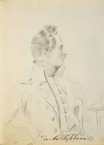 Friedrich Hartmann von Witzleben (1802-1873)