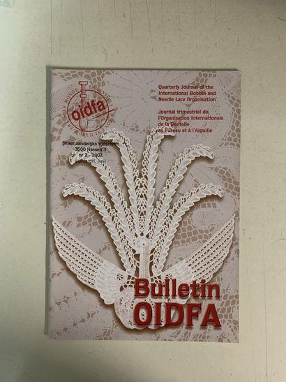 Soixante dix bulletins OIDFA, en français...