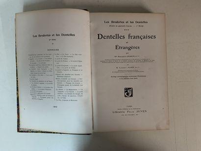Huit ouvrages en français sur les techniques...
