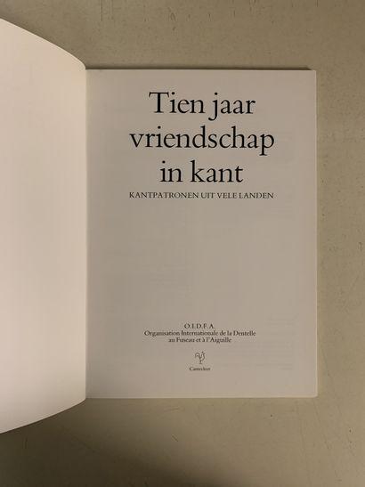 Cinq ouvrages en néerlandais sur des techniques...