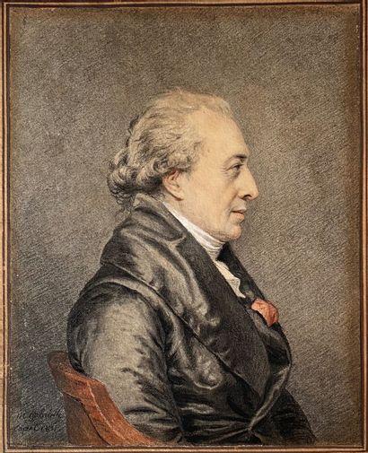 Marie-Gabrielle CAPET (1761-1818)
