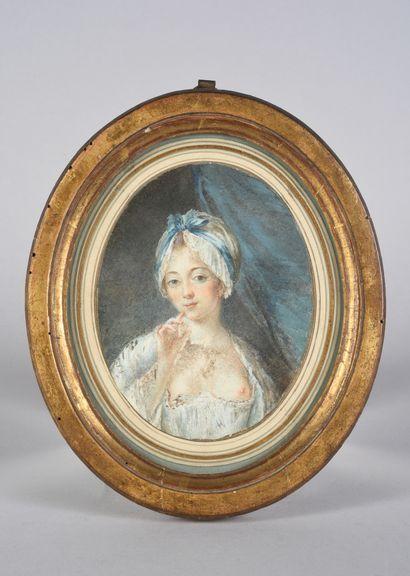 Attribué à Pierre-Antoine BAUDOUIN (1723-1769)