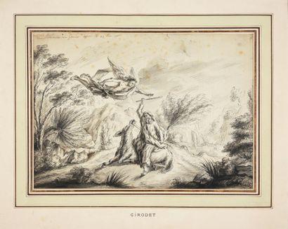Anne-Louis GIRODET-TRIOSON (1767-1824)