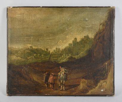 Attribué à Jan ASSELYN (1610-1652)