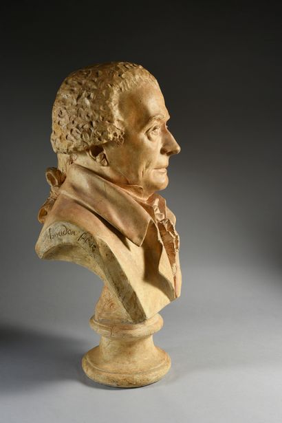 Jean-Antoine Houdon (1741-1828)