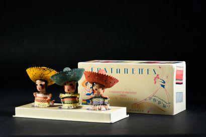 Karoff - «Old Mexico» - (années 1950)