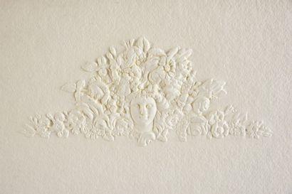 Guerlain - (1828-1978) Livre du Cent Cinquantenaire de la maison édité pour son personnel,...
