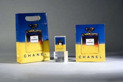 Andy Warhol pour Chanel - «N°5» - (1997)