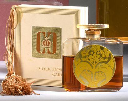 Caron - «Le Tabac Blond» - (1919)