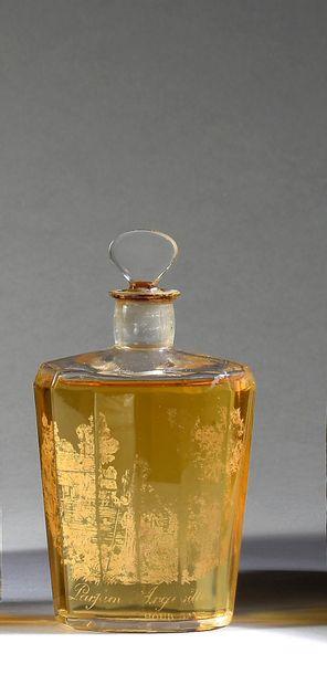 Houbigant - «Le Parfum d'Argeville» - (1917)