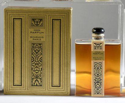 Bourjois - «Mon Parfum» - (années 1920)