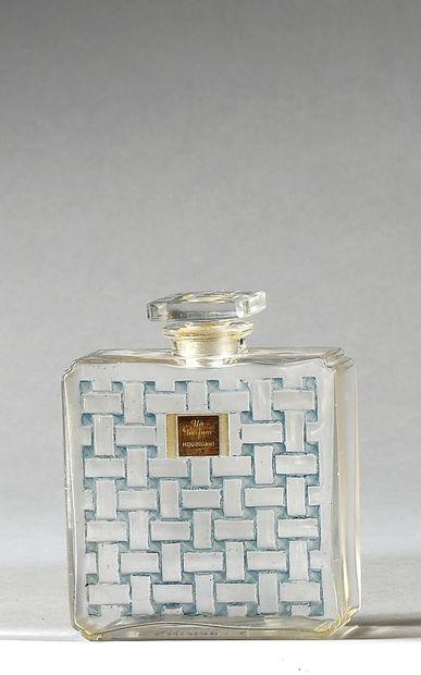 Houbigant - «Un Parfum» - (années 1930)