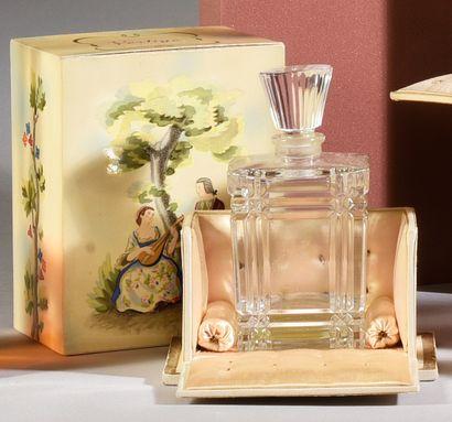 COTY - «Le Vertige» - (1936) Seconde version de ce parfum créé vers 1905, Présenté...