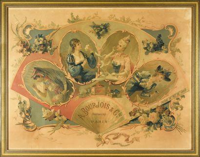 A.Bourjois - (années 1900)