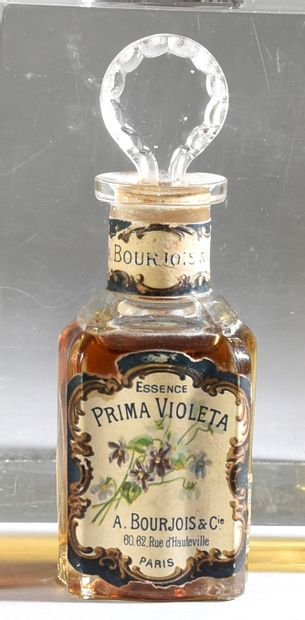 A.Bourjois - «Prima Violeta» - (années 1890-1900)