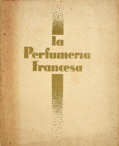Revue des Marques de Parfumerie - (1925)...