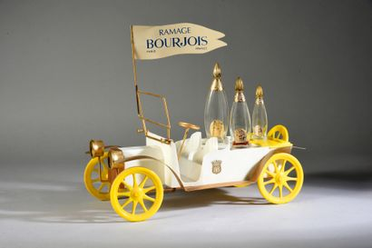 Bourjois - «Ramage» - (années 1950)