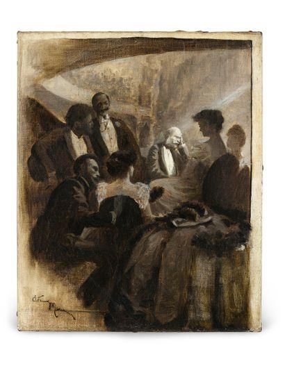 Adrien Emmanuel MARIE (1848-1891)