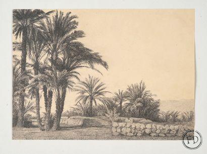 [Voyage en Egypte du duc de Luynes] • Joseph...
