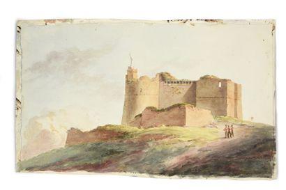ÉCOLE ANGLAISE, vers 1840