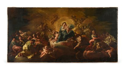 Attribué à Antonio GONZALEZ VELASQUEZ (1723 - 1794), d'après Corrado GIAQUINTO (1703 - 1765)