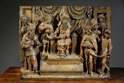 Nord de la France ou Flandres, Première moitié du XVIe siècle
