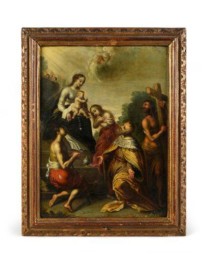 Attribué à Hendrick Van BALEN le vieux (1575-1632)
