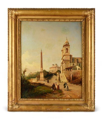 Jean Charles Joseph REMOND (Paris 1795 - 1875)