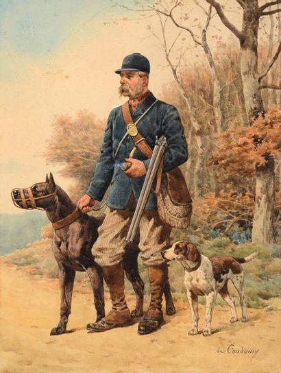 Charles Ferdinand de CONDAMY (1855-1913)