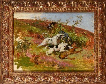 Jules GELIBERT (1834-1916)